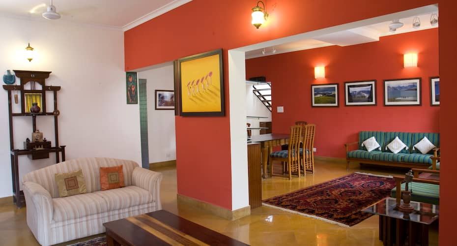 Ahtushi's Bed & Breakfast,New Delhi